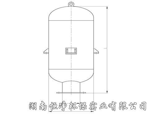 φ2KXP型蒸汽排放消声器